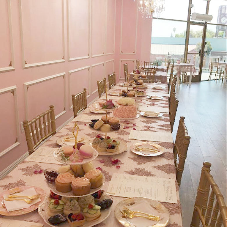 bridal shower venues los angeles