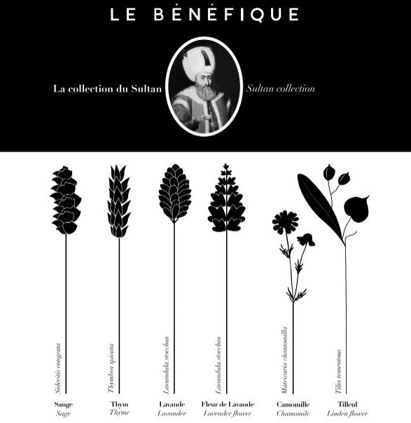 le benefique tea collection
