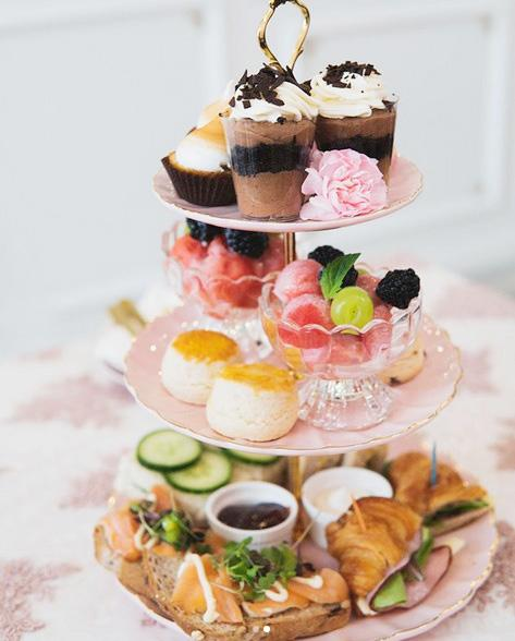 tea party catering