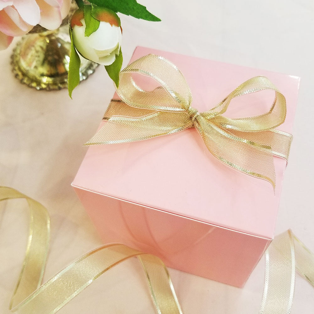 gift tea box rose and blanc