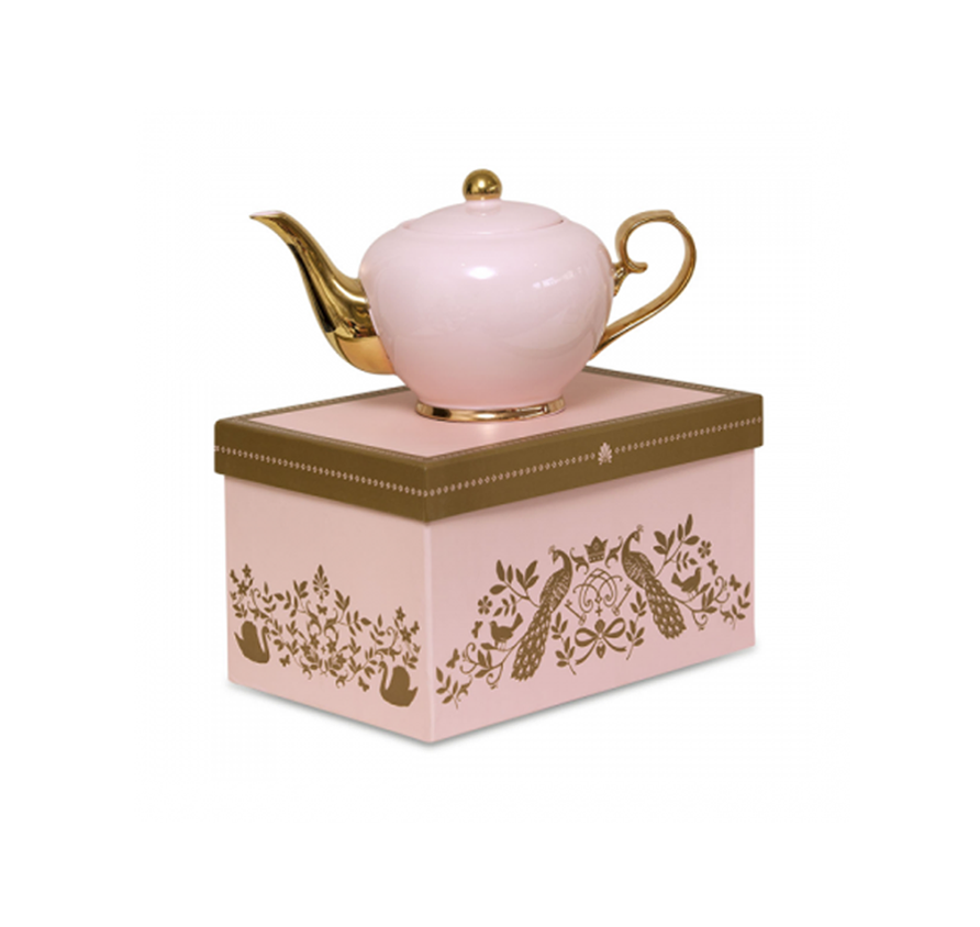 Cristina Re Tea Pot  - Blush