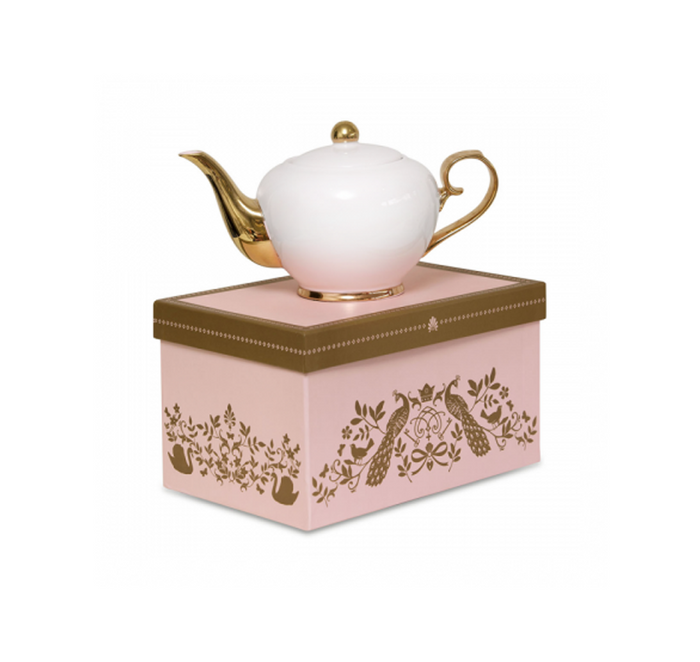 Cristina Re Tea Pot - Ivory