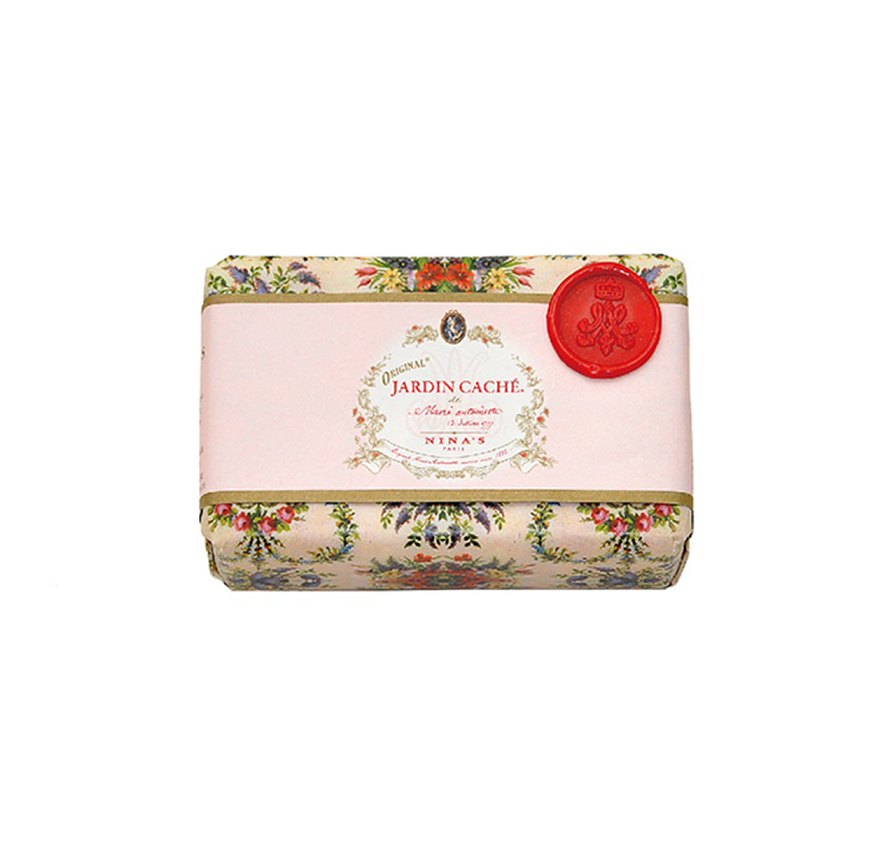 Nina's - Marie Antoinette Perfumed Soap (Apple, rose)