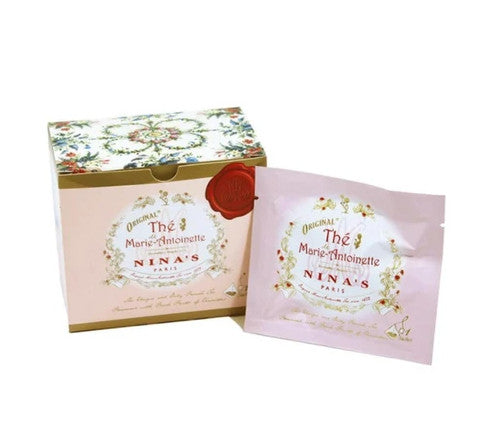 Nina's Paris Marie Antoinette Tea Box 10