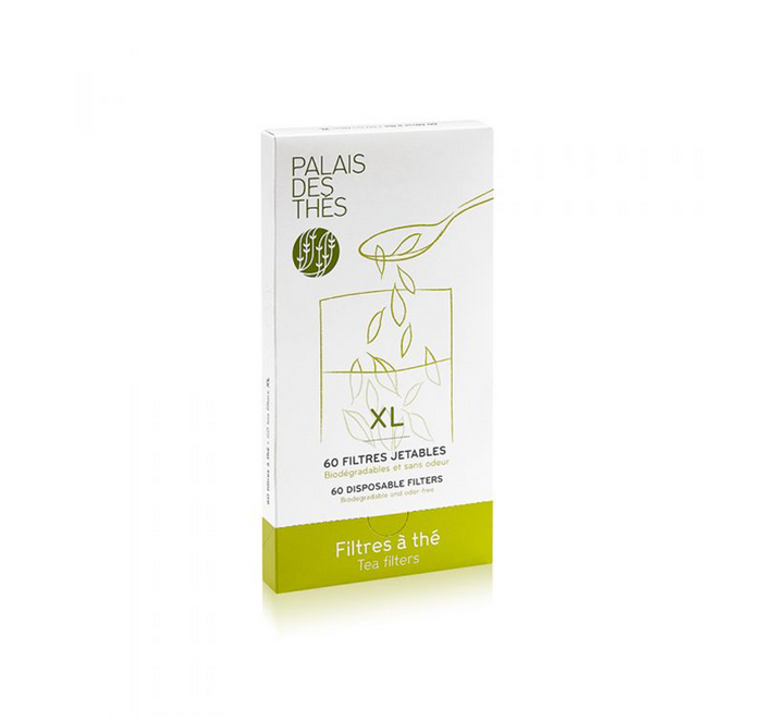 Palais Des Thes - Large Paper Filters - Box of 60 bags