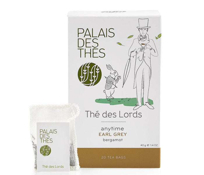 The Des Lords Earl Grey