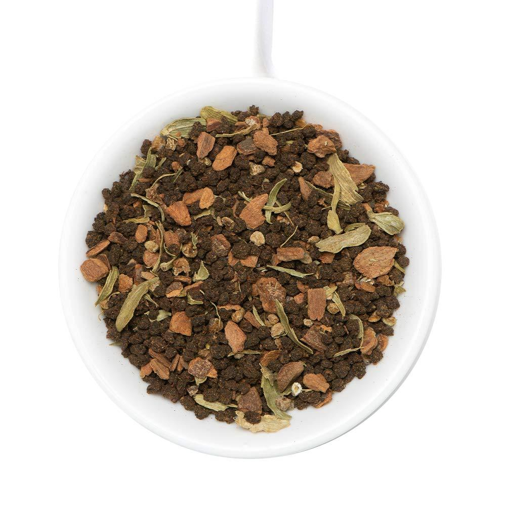 Vahdam tea Cinnamon Masala Chai Tea Loose Leaf Tea 7.06oz