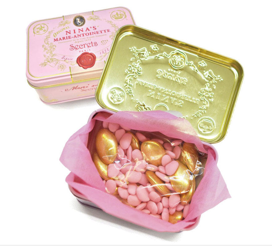 Assortment Pinkdragee Marie Antoinette Candy