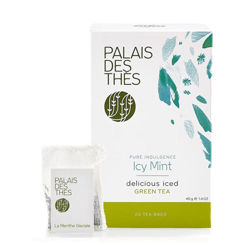 palais des thes Icy Mint Green Tea