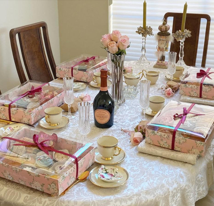 Valentine's Month Tea Set! (2.5~28 Only)