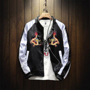 Golden Dragon Sukajan Souvenir Jacket
