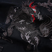 The Kirin Embroidered Sukajan T-shirt