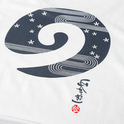 Japanese Symbol Painted T-shirt