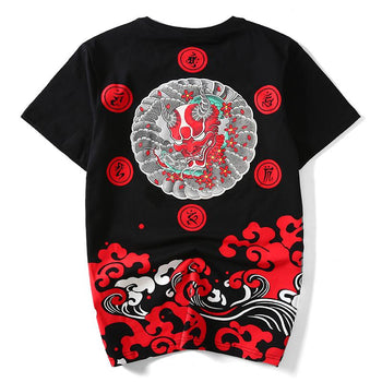 The Oni Painted T-shirt