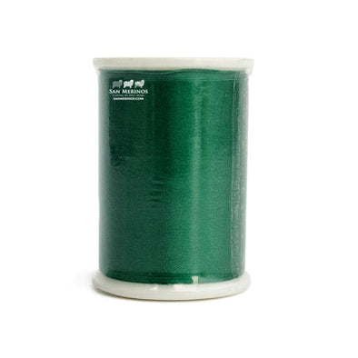 Silk Thread, 100m, 035 Emerald