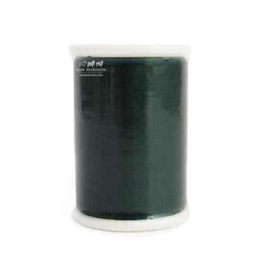 Silk Thread, 100m, 056 Evergreen