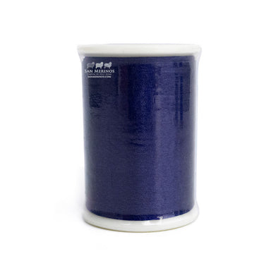 Silk Thread, 100m, 093 Deep Navy