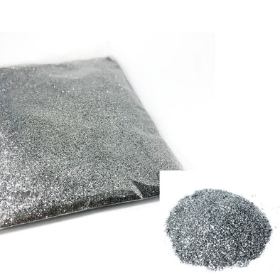 SILVER GLITTER DUST POWDER (FINE)