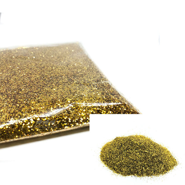GOLD GLITTER DUST POWDER (FINE)