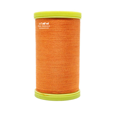 Dual Duty Plus Hand Quilting Thread, 325 yards, 7760 Dark Orange