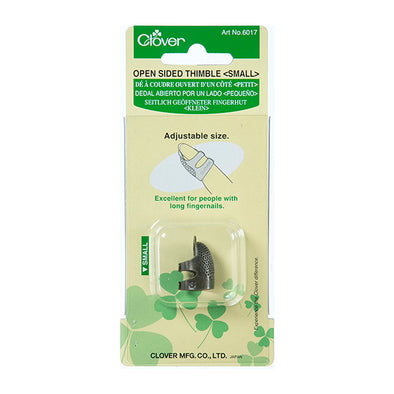 Clover Open Sides Thimble