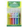 Clover Amour Crochet Hook Set (10pieces)