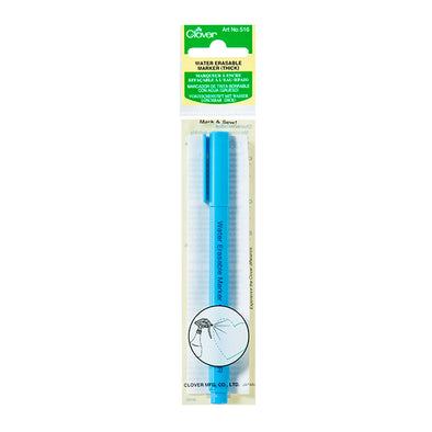 Clover Water Erasable Marker (Thick)
