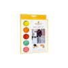 DMC Patch Art Needle Felting Kit-Heart Collection