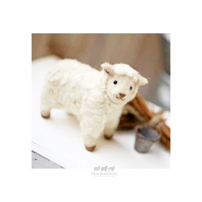 Sheep Felt Wool Kit