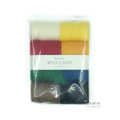 WOOL CANDY (8 COLOUR SET)