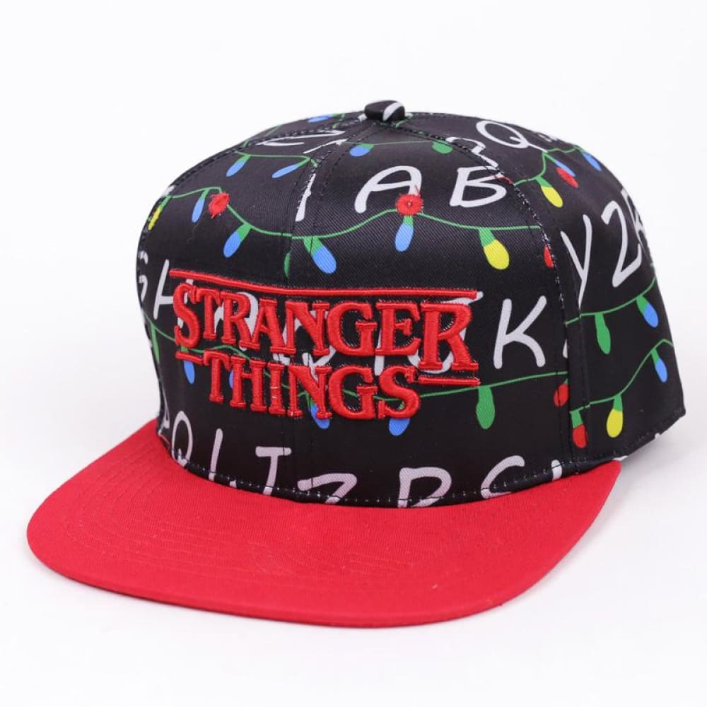 Stranger Things Snapback - Limited Edition - Hatvat 9810d634fcd