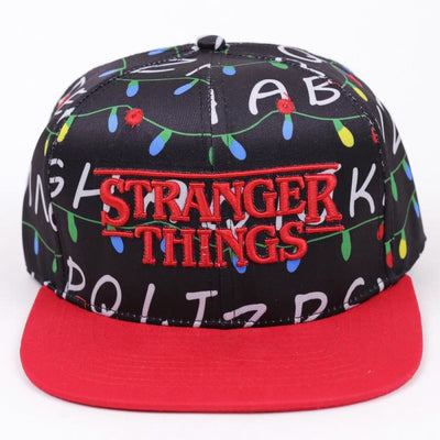 Stranger Things Snapback - Limited Edition - Hatvat edf4f7c41ae4