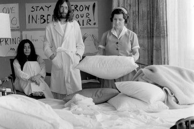 50 jaar BED PEACE