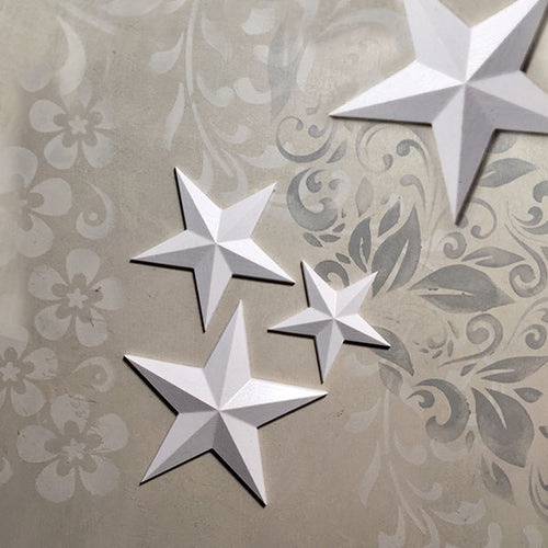 ON-0030 Starry Night Set of 3 (100mm / 80mm / 60mm)
