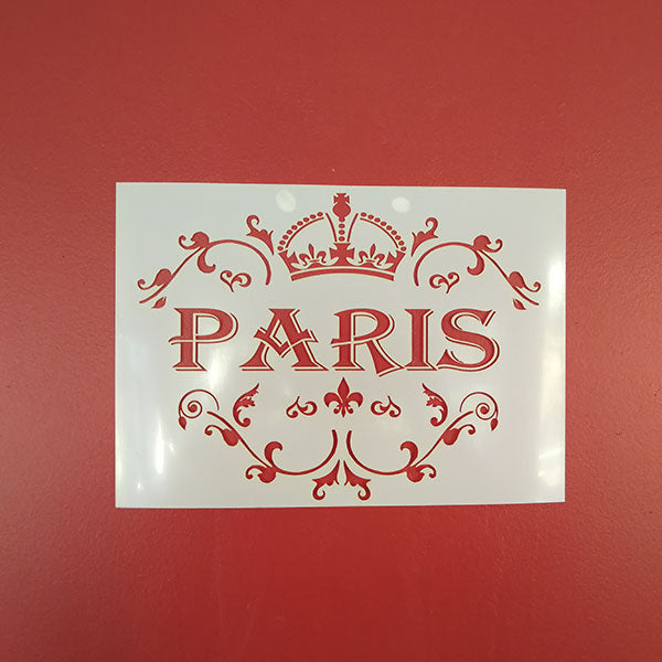 ST-0002 A4 Paris Crown