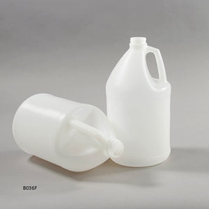 1 Gallon HDPE refillable bottles