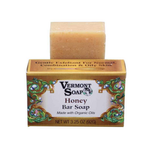 Honey Hand Made Bar Soap 3.5oz