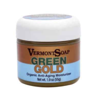Unscented Green Gold Herbal Moisturizer