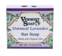 Oatmeal Lavender 0.75oz Boxed Amenity Bar