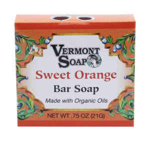 Sweet Orange 0.75oz Boxed Amenity Bar