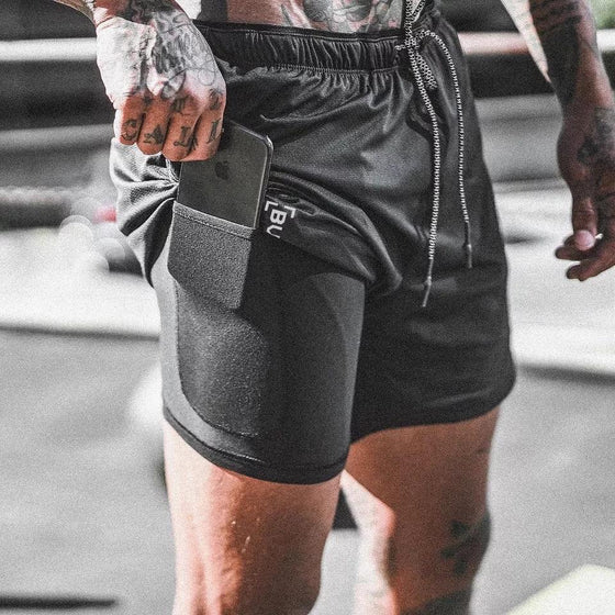 Men's Performance Training Shorts