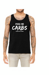 FEED ME CARBS - Tank Tops