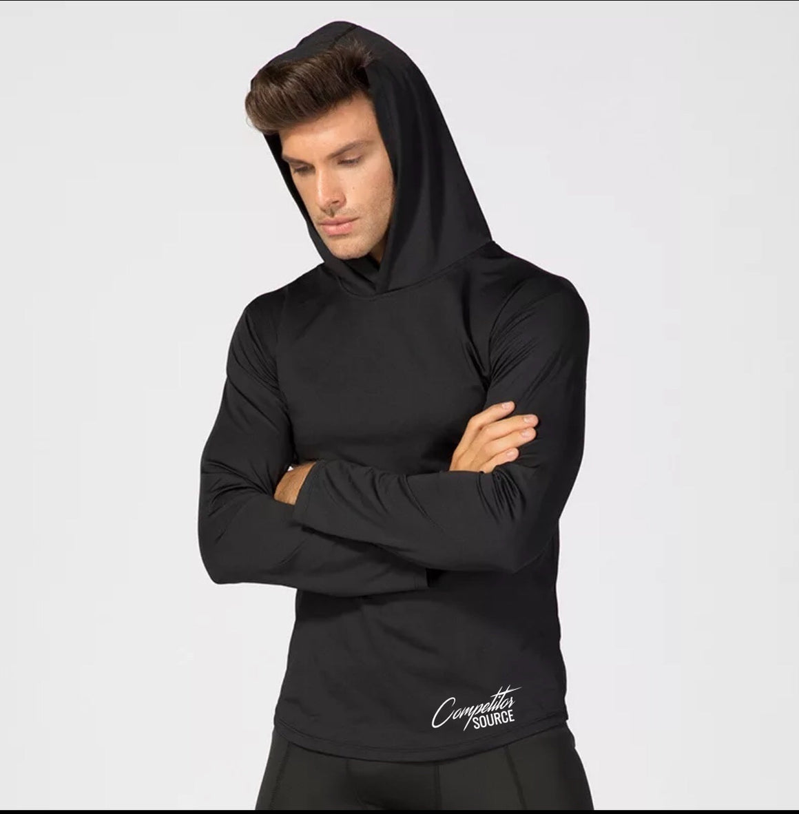 Light Weight Workout Hoodie