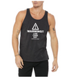 Warning Low Carb Day - Tank Tops