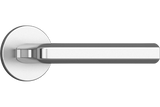 OVIKU - Lockable Door Handle - Satin