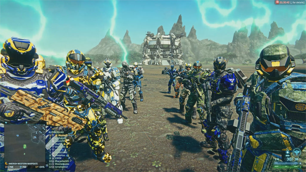the nciv guide how to be a good outfit member in planetside 2
