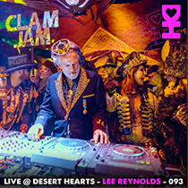 Live @ Desert Hearts - Lee Reynolds - 093