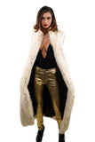 Silver Lining Fox Fur Vest - Vintage Shop - Hunt and Gather San Diego - Festival Fashion