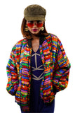 Radical Rainbow Patty Bomber