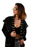 80's Glam Rock Sweater - Vintage Shop - Hunt and Gather San Diego - Festival Fashion